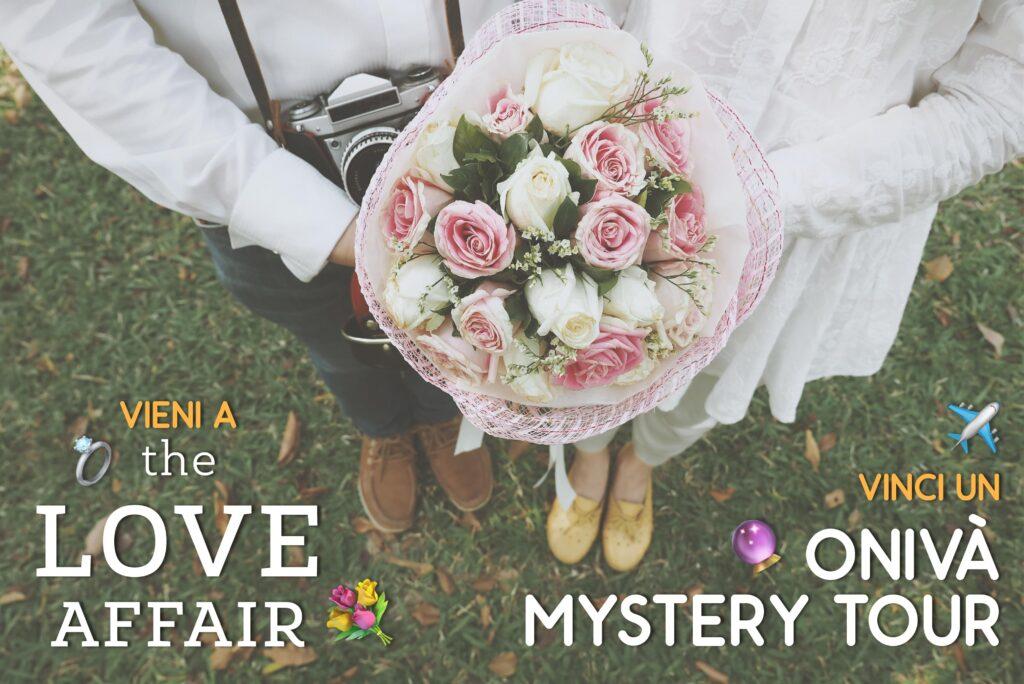 Onivà The Love Affair contest