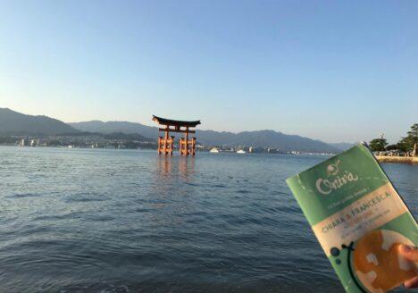 Chiara e Francesca Luna di miele in Giappone
