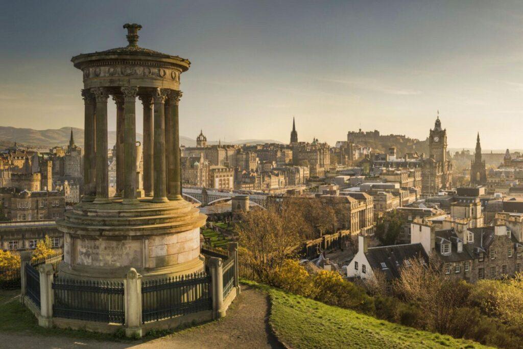 Onivà viaggi fatti a mano Scozia